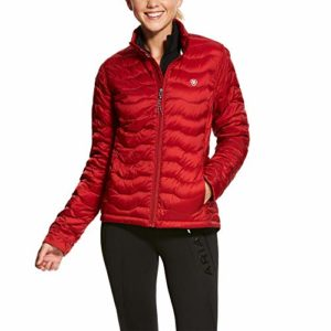 ARIAT Ideal 3.0 Womens Down Jacket X Small Laylow Red