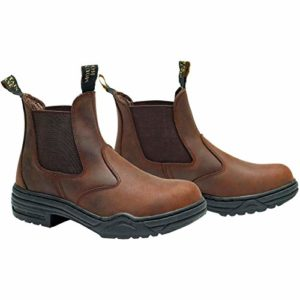 Mountain Horse Stable Jodhpur Boots EUR 41 Cinnamon