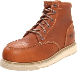 Timberland PRO Men's Barstow Wedge Alloy St Work Boot,Brown,10.5 W US