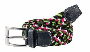 UNITED SPORTPRODUCTS GERMANY décontracté Ceinture M Navy/Green/Pink/White
