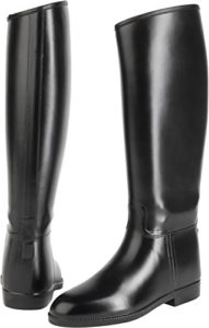 United Sportproducts Germany USG 12150001–441–205 Happy Boot Bottes d'équitation Noir Taille 41 Large, H 40 5/W 43. 5